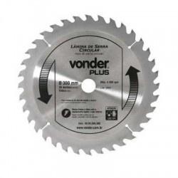 Disco de Serra Circular com 300mm 12'' Metal Duro/Vídea - Vonder