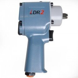 Chave de Impacto Pneumática Mini 55Kg Encaixe 1/2'' Dr1-1434 Ldr2