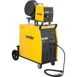 Máquina para Solda MIG/MAG com Cabeçote Externo 400A MM405 E Trifásica - Vonder