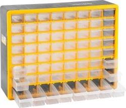 Organizador Plástico 505x160x400mm 64 Bands OPV 310 - Vonder