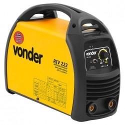 Retificador Inversor para Solda Elétrica 127v / 220v Bivolt RIV 222 - Vonder