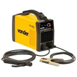 Retificador Inversor de solda 160 Amperes para Eletrodo revestido RIV 160C - Vonder