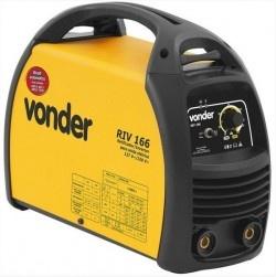 Retificador Inversor para Solda Elétrica 127v/220v Bivolt RIV 166 - Vonder
