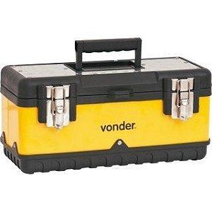 Caixa Metalica para ferramentas Baú 590x285x270mm CMV0590 - Vonder