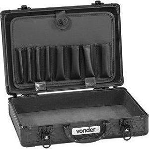 Maleta para Ferramentas 330x230x90mm Preta MF934 - Vonder