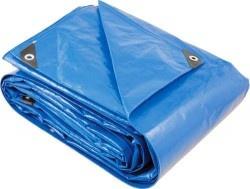 Lona 10mx8m Polietileno Azul 200 micras Reforçada - Vonder