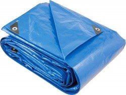Lona 9mx6m Polietileno Azul 200 micras - Vonder