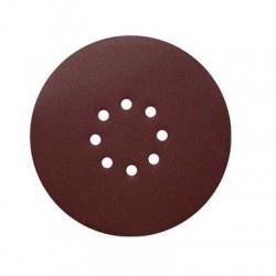Disco de Lixa para Lixadeira de Teto LPV600 Grão 80 Com 10 Unidades - Vonder