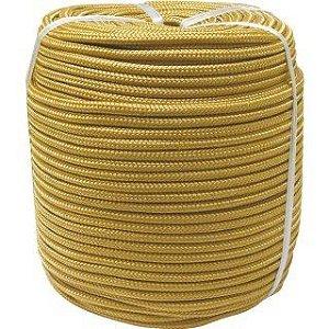 Corda Caminhoneiro 10mmx107m cor Ouro - Vonder