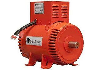 Gerador Auto-Regulado 30 KVA Bambozzi - Monofásico
