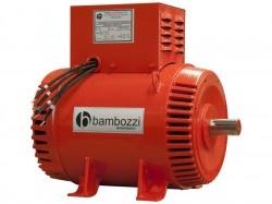 Gerador Auto-Regulado 40 KVA Bambozzi - Monofásico