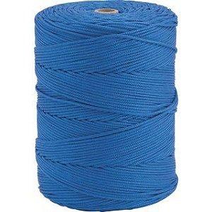 Corda Multifilamento 4mmx400m Azul - Vonder