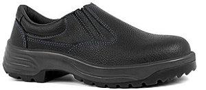 Sapato Solado PU Bidensidade Elástico com Bico de PVC CA 28513 - Fujiwara Usafe