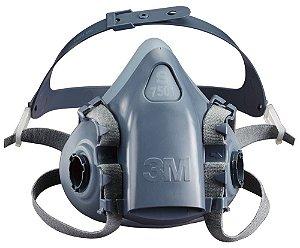 Máscara Respiratória Semi Facial Pequena - 3M