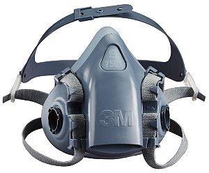 Máscara Respiratória Semi Facial Grande - 3M
