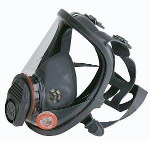 Respirador Facial Inteiro 6800 - 3M