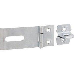"""Porta cadeado zincado 3"""""""