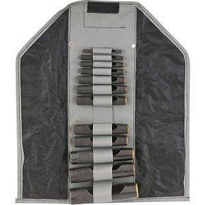 Jogo de Vazadores de Aço de 4 mm a 32 mm com 12 peças - Vonder