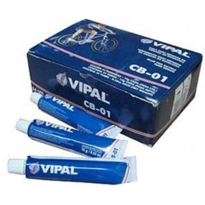Cola para Reparo de Câmara CB-01 - Vipal