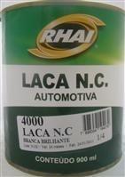 Tinta Laca Preto Fosco 900ml - Rhai