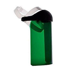 Protetor Viseira Facial Verde CA-15019 - Plastcor