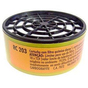 Cartucho químico RC 203 Carbografite