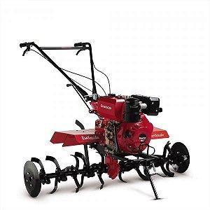 Motocultivador Tratorito a Diesel Motor de 10cv Largura de Corte 1350mm BTTD 100 - Branco