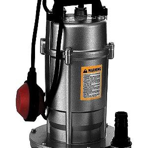 Bomba Submersível em Alumínio 220V Motor 2 Polos 1/2hp - Worker