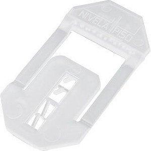 Espaçador e nivelador para piso 1,0 mm Max Moldimplas
