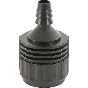 """Conector inicial com espigão para irrigação 1/2"""" com 6 peças - Santeno"""