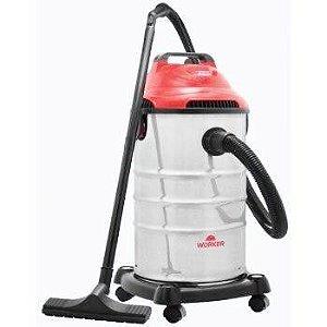 Aspirador De Pó E Água 20 Litros 1400w 220v Worker
