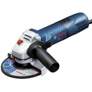 """Esmerilhadeira Angular 4.1/2"""" 670W GWS6-115 1375 220v - Bosch"""