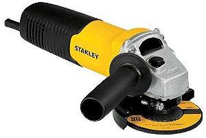 """Esmerilhadeira Angular 4.1/2"""" 710W 127v - Stanley"""