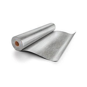 Manta Térmica Para Isolamento De Telhados Dupla Face 25m² - Worker