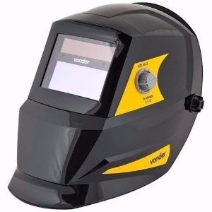 Máscara de Solda Escurecimento Automático Escudo MEV0913 - Vonder