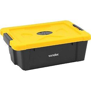 Caixa Baú CBV012 Plástico - Vonder