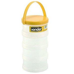 Estojo Plástico Multiuso VD4003 - Vonder