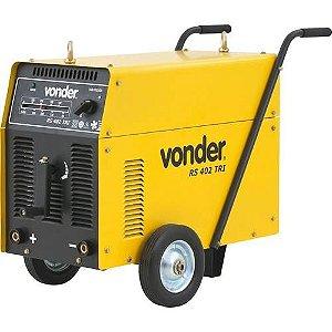 Retificador Para Solda RS402 Trifásica - Vonder