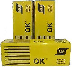 Eletrodo Revestimento Duro Ok8358 4,00mm Caixa Com 25kg - Esab