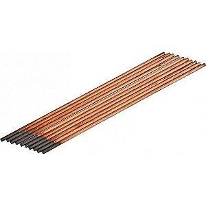 Eletrodo De Carvão Para Corte E Goivagem 1/4X12 (1unidade)