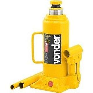 Macaco hidráulico tipo garrafa 10 toneladas Vonder
