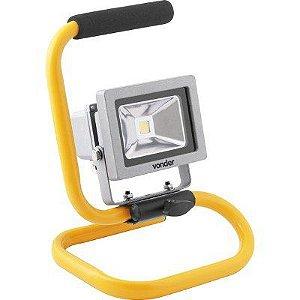 Lanterna Refletora Com Suporte 10w LLVT 50 - Vonder