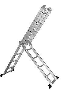 Escada Dobrável Multiuso 4,7 metros Belfix