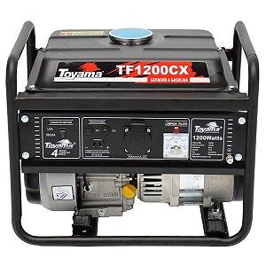 Gerador De Energia A Gasolina 1200w 220v Partida Manual - Toyama