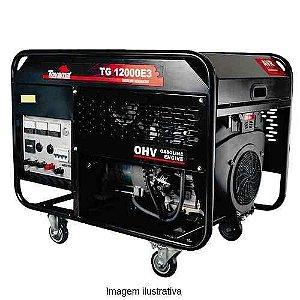 Gerador De Energia A Gasolina 11500w Tg12000cxe3 Toyama