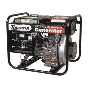 Gerador de Energia a Diesel 3800w TD4000CX 127/220v - Toyama
