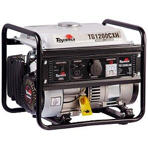 Gerador De Energia A Gasolina 1000w Tg1200cxh 220v - Toyama