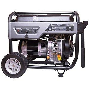 Gerador A Diesel 6000w Tdg8000exp3d Toyama