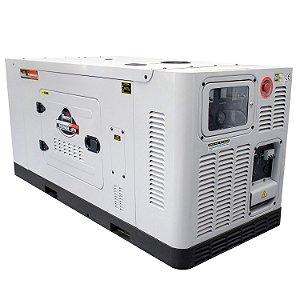 Big Gerador De Energia A Diesel 25kva Td25sge3 Toyama - 220v