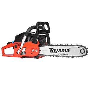 Motosserra A Gasolina 50,2cc Tcs53x-16 - Toyama